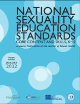 National Sexuality Education Standards for Sexuality Education in Public Schools